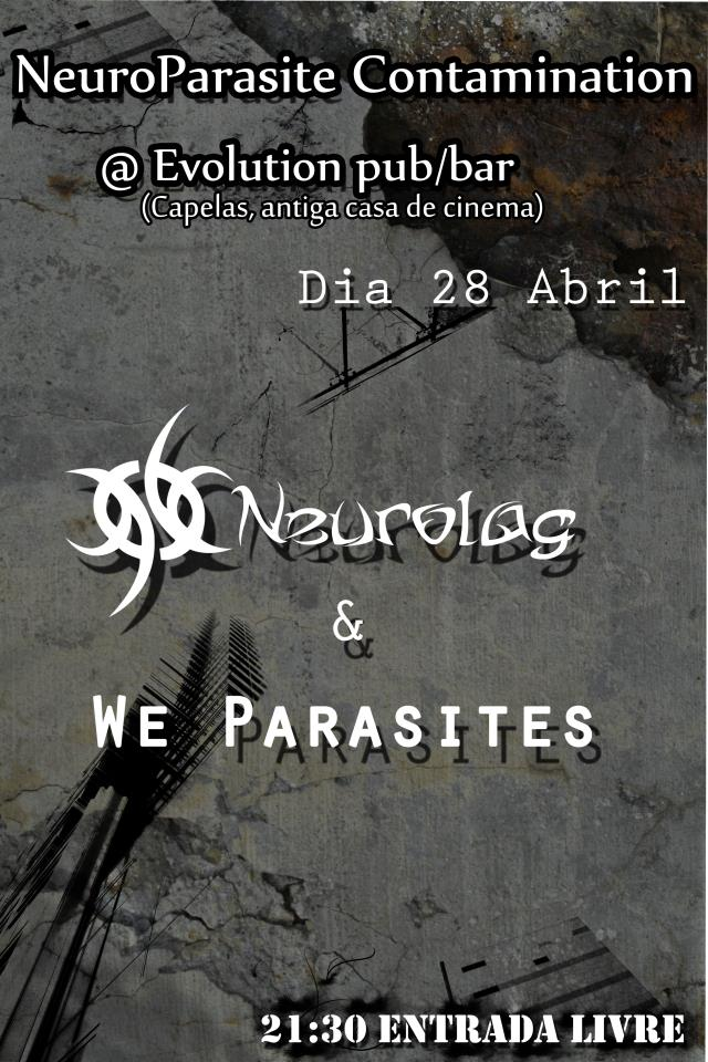 Neuroparasite contamination fest