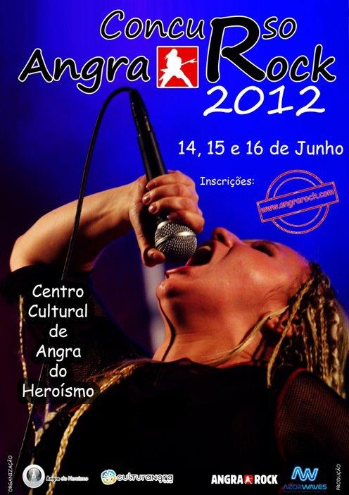 Concurso Angra Rock 2012