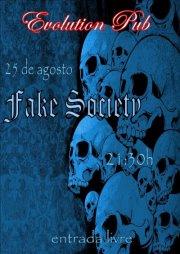 fake society - evolution pub
