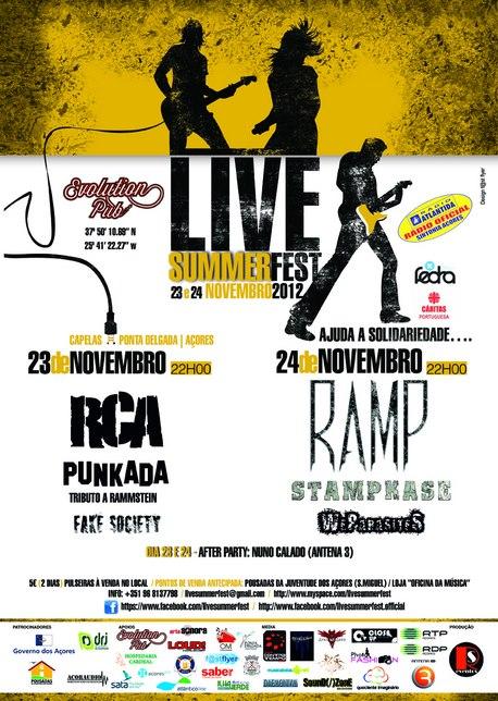 Live Summer Fest